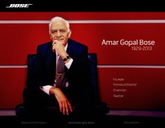 Amar Bose Picture
