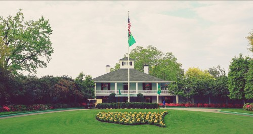Augusta National Image of clubhouse